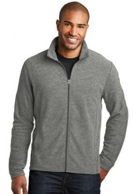 Microfiber Full Zip Jacket