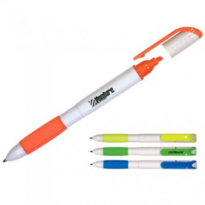 2 in 1 Pen/Highlighter