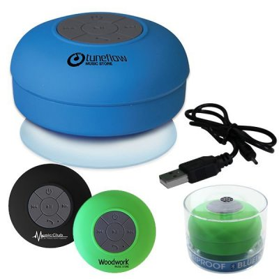 Halcyon Waterproof Bluetooth Speaker