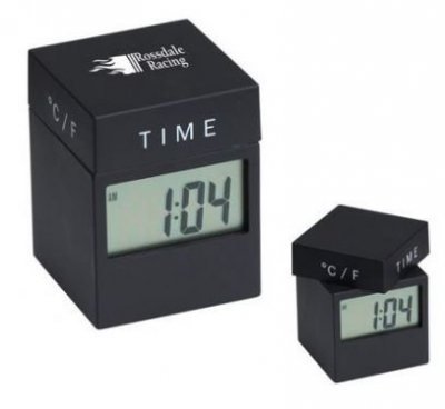MOMA 4-IN-1 TWIST CLOCK