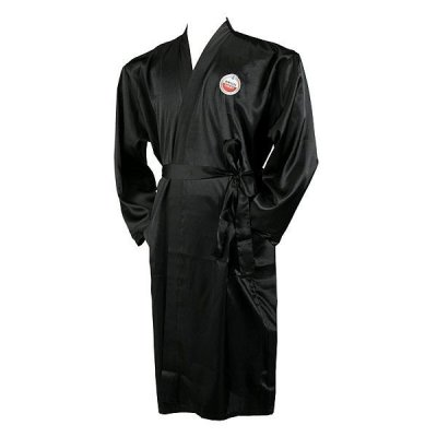 Satin Silk Robe