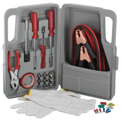 27-Piece Roadside Tool Set