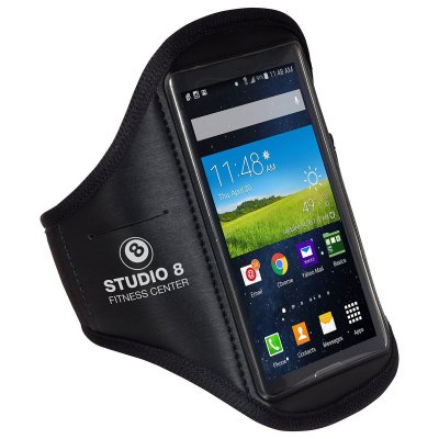 Armband Phone Holder Black