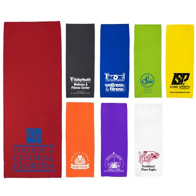 'The Rainier' Cooling Towel