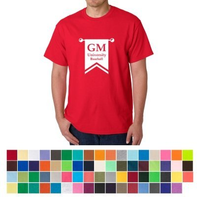 Gildan Adult Heavy Cotton T-Shirt