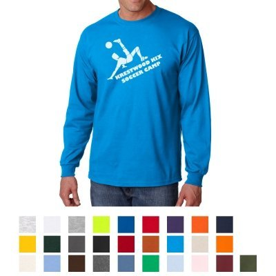 Gildan Adult Ultra Cotton Long Sleeve T-Shirt