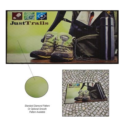 3' X 5' Floor Impressions Indoor Floor Mat