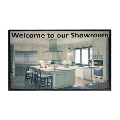 3'X5' Point of Purchase Dye Sublimated Floor Mat