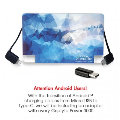 3000 mAh Griptyte Power Bank
