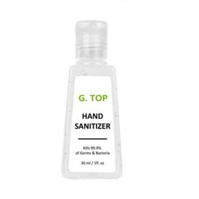 Hand Sanitizer w/ Custom Logo 30 ml. Antibacterial Sanitizer