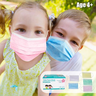 Children Size 3-Ply Disposable Mask