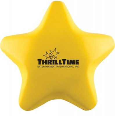 Astro Stress Ball Star Shape