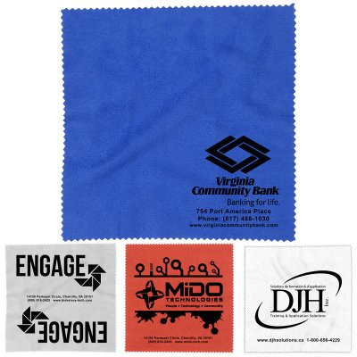 "6"" x 6"" - TopSuede Suede Cleaning Cloth & Screen Cleaner"