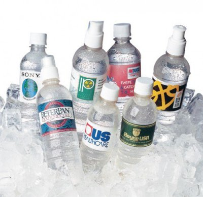 Sports Cap Bottled Water
