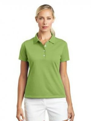 NIKE GOLF - Ladies Tech Basic Dri-FIT UV Sport Shi