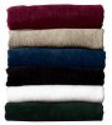 "Port Authority 3.5lb 16"" x 26"" Grommeted Tri-Fold Towel"